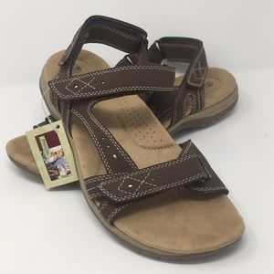 Women's Sz 10M Drexlite Sandals NWT